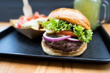 Emmas Classic Burger